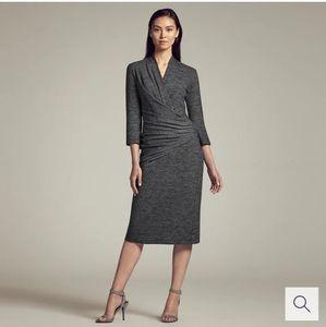 MM LaFleur the Casey Dress - Mini Houndstooth